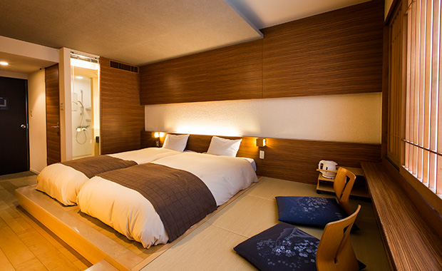 Modern Room (Japanese Design)
