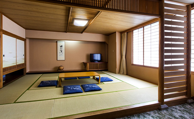Large Japanese Room